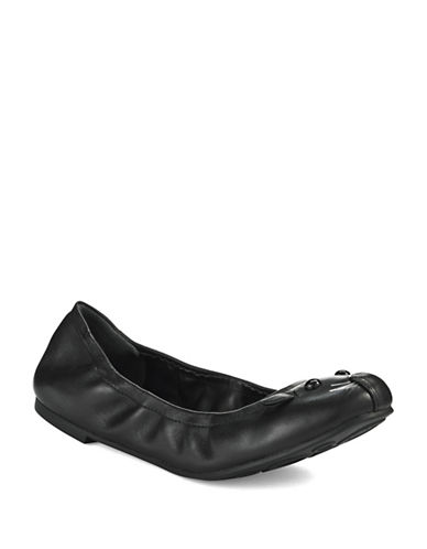 MARC BY MARC JACOBS Cat Accented Flats