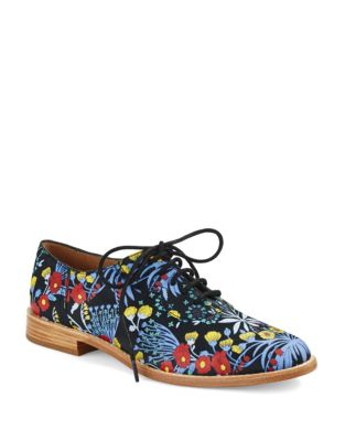 Marc By Marc Jacobs Floral Oxford Shoes