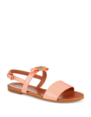 MARC BY MARC JACOBSBow Accented Sandals