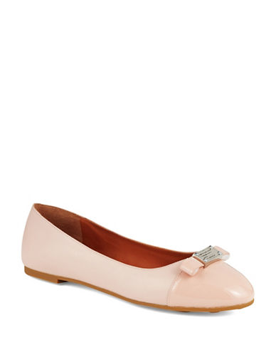 MARC BY MARC JACOBS Bow Accented Flats