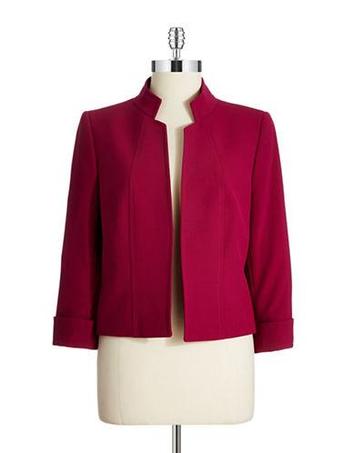 TAHARI ARTHUR S. LEVINEStand Up Collar Blazer