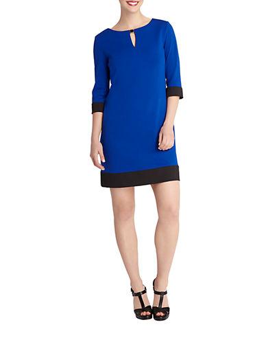 TAHARI ARTHUR S. LEVINEReggie Colorblock Shift Dress