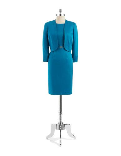 Shop Tahari Arthur S. Levine online and buy Tahari Arthur S. Levine Two-Piece Dress and Bolero Set dress online