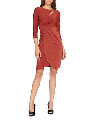 CATHERINE CATHERINE MALANDRINOFelicia Keyhole Drape Jersey Dress