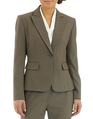 TAHARI ARTHUR S. LEVINEPetite One Button Jacket