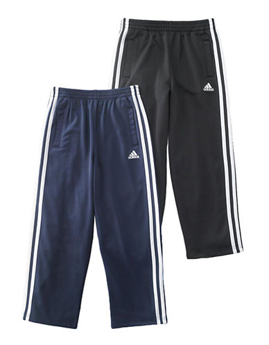 ADIDASBoys 2-7 3-Stripe Athletic Pants
