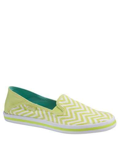 KEDSCrash Canvas Slip-On Shoes