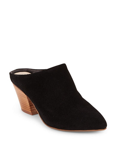 Buy Got The Answer Point Toe Mule by Seychelles online