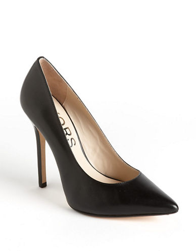 KORS MICHAEL KORS Aberly Leather Pumps