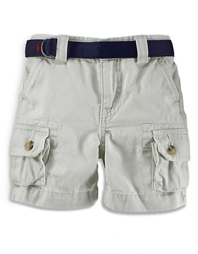 RALPH LAUREN CHILDRENSWEAR Baby Boys Vintage Chino Shorts