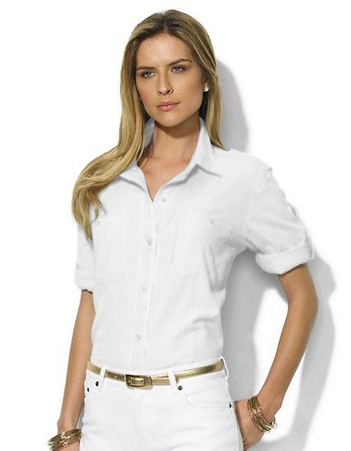 LAUREN RALPH LAURENCarter Roll-Sleeved Shirt