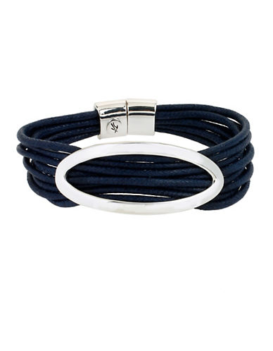 KENNETH COLE NEW YORK Multi-Row Cord Bracelet