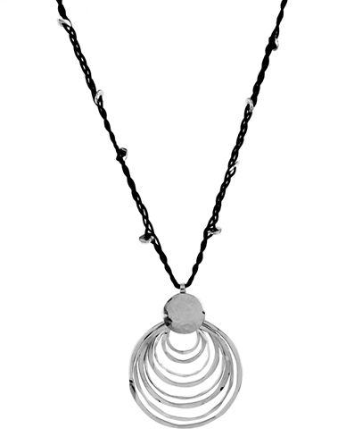 ROBERT LEE MORRIS SOHOLayered Ring Pendant Necklace