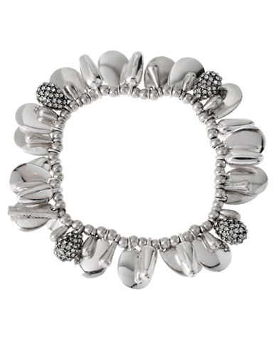 KENNETH COLE NEW YORK Multi-Bead Stretch Bracelet