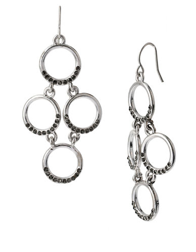 KENNETH COLE NEW YORKCircle Chandelier Earrings