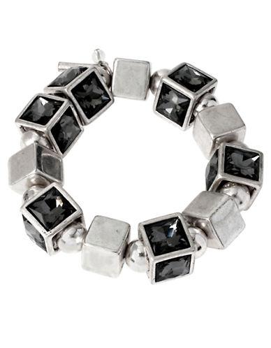 KENNETH COLE NEW YORKCube Bead Stretch Bracelet