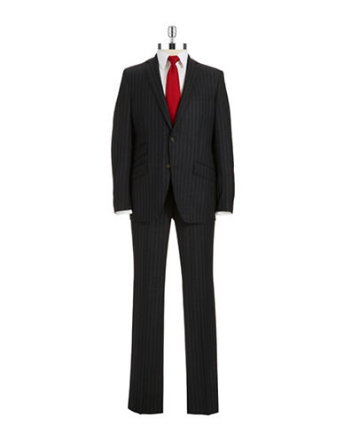 TED BAKERTwo Piece Pinstriped Suit