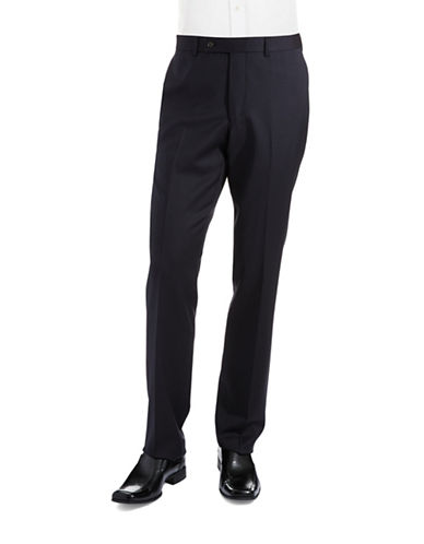 TED BAKER Flat Front Dress Pants