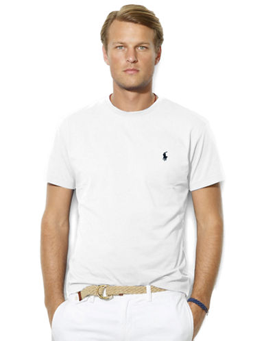 POLO RALPH LAUREN Medium-Fit Crewneck T-Shirt
