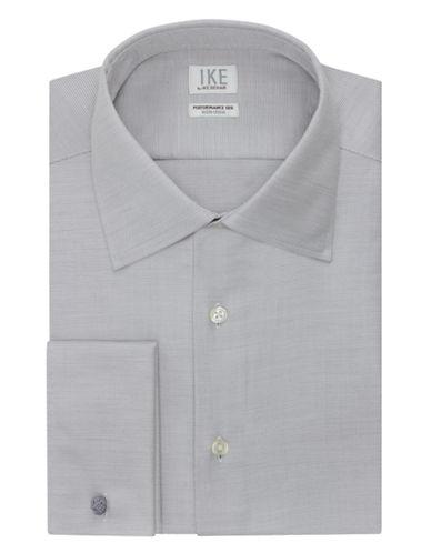 IKE BY IKE BEHARClassic Fit Twill Dress Shirt