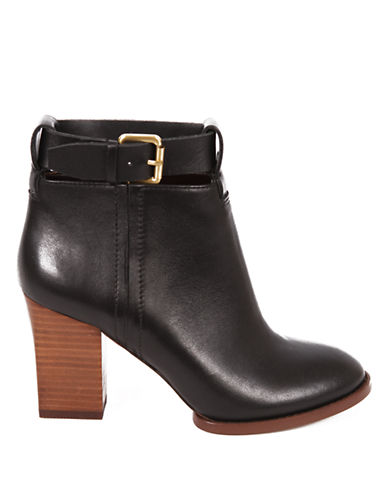 REPORT SIGNATURE Marlah Leather Booties