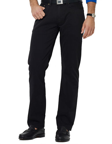 POLO RALPH LAURENStraight-Fit 5-Pocket Chino Pants