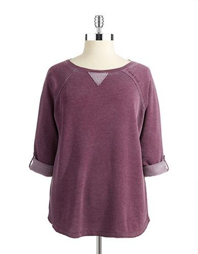 CALVIN KLEIN PERFORMANCE WOMENSPerformance Fleece Shirt