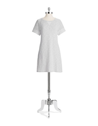 CALVIN KLEIN PERFORMANCETerry Cloth Shift Dress