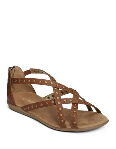Buy Chlosing Time Zipped Sandals by Aerosoles online