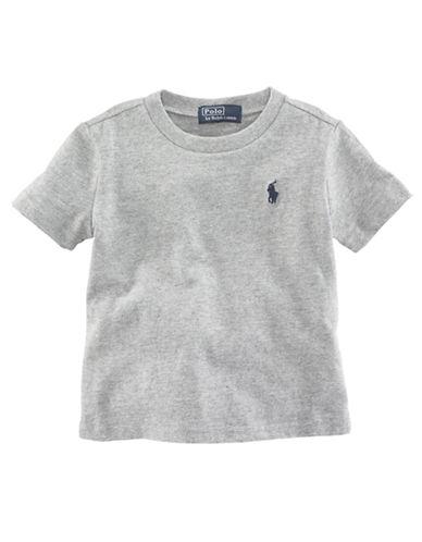 RALPH LAUREN CHILDRENSWEARBaby Boys Crew Neck T-Shirt