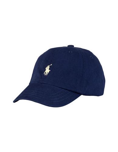 RALPH LAUREN CHILDRENSWEARBoys 2-7 Big Pony Cotton Baseball Cap