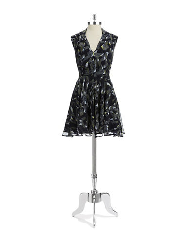 FRENCH CONNECTIONGeo Print Dress