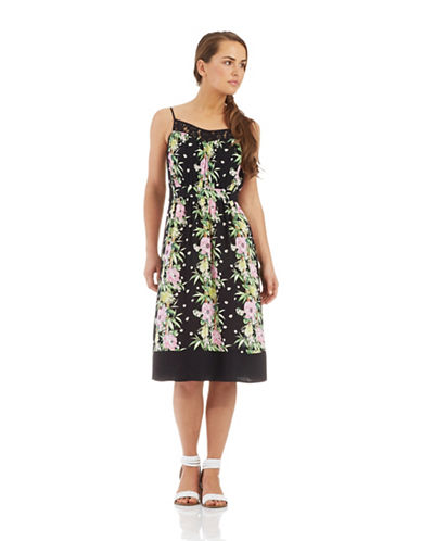 FRENCH CONNECTIONDessert Tropicana Dress