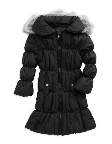 HAWKE & COGirls 2-6x Puffer Walker Coat