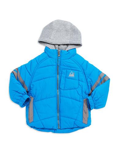 HAWKE & COBoys 8-20 Hooded System Jacket