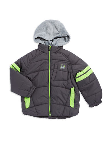 HAWKE & COBoys 2-7 Hooded System Jacket
