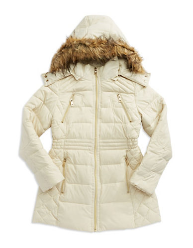HAWKE & CO Girls 7-16 Quilted Jacket