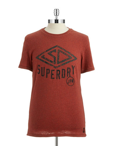 SUPERDRYMarled Graphic T-Shirt