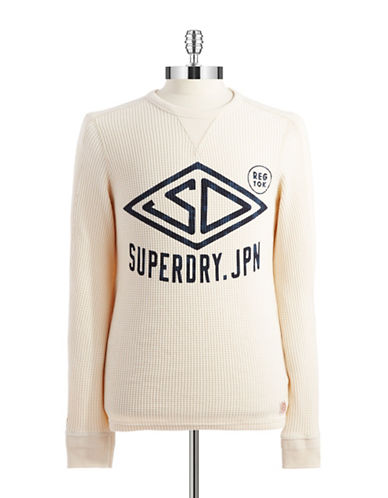 Superdry Logo Thermal Tee