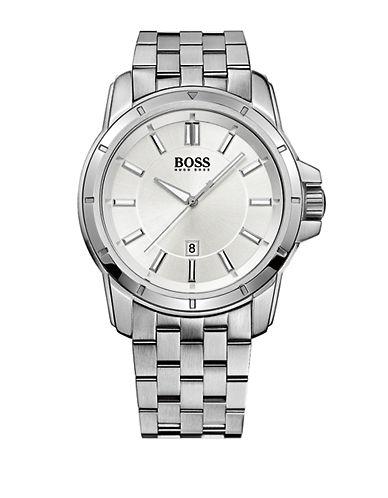 HUGO BOSSMens Origin Stainless Steel Watch