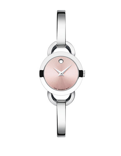 MOVADO BOLDLadies' Rondiro Stainless Steel Bracelet Watch