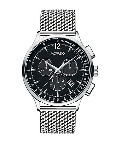 MOVADO Mens Circa Swiss Quartz Chronograph Watch