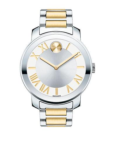 MOVADO BOLDTwo-Tone Quartz Bracelet Watch