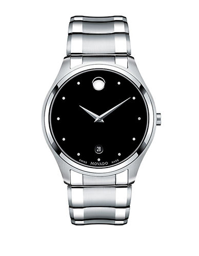 MOVADOMens Celo Stainless Steel Watch