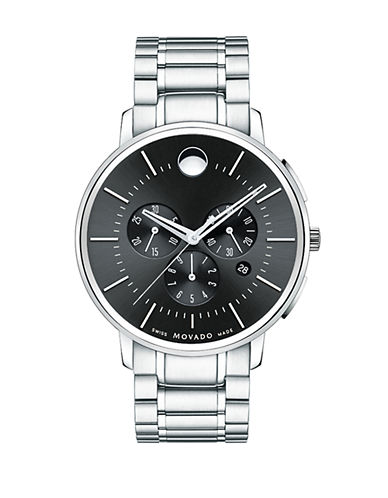MOVADO Movado TC Stainless Steel Chronograph Watch