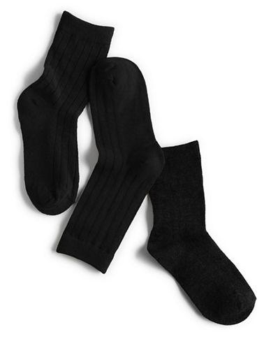CAPELLIThree Pack Dress Socks