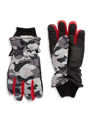 CAPELLI NEW YORKCamouflage Ski Gloves