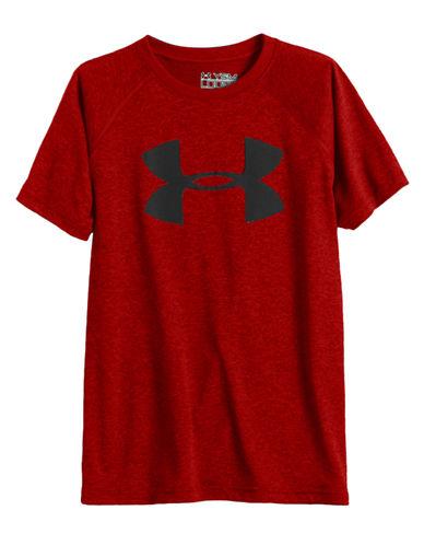 UNDER ARMOURBoys 8-20 Graphic Logo T-Shirt