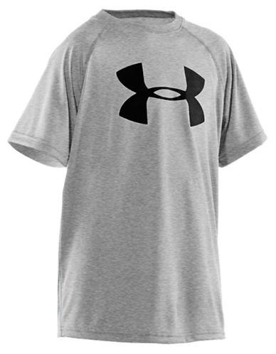 UNDER ARMOURBoys 8-20 Big Logo UA Tech T-Shirt
