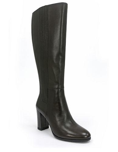 TAHARIPepita Leather Heeled Boots